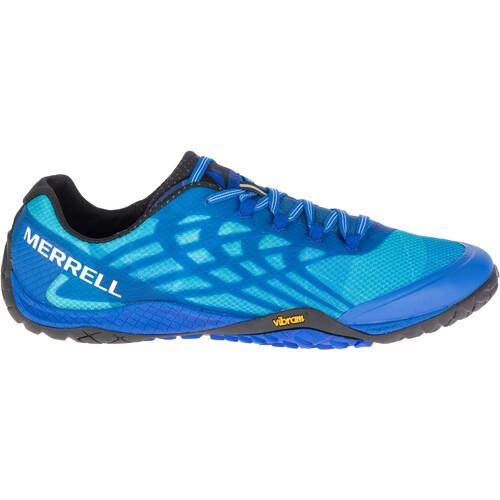 Merrell Trail Glove 4 - Chaussures running Homme - bleu sur campz.fr ! Choisir Un Meilleur Pas Cher En Ligne kuFhqo712